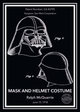 Darth Vader Maske resmi