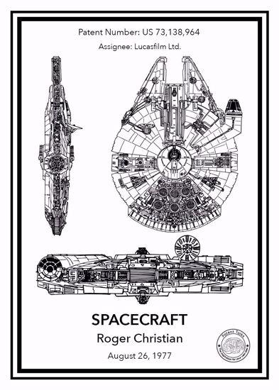 Millennium Falcon resmi
