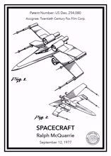 X-Wing Fighter resmi