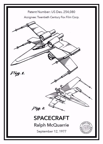 X-Wing Fighter resmi